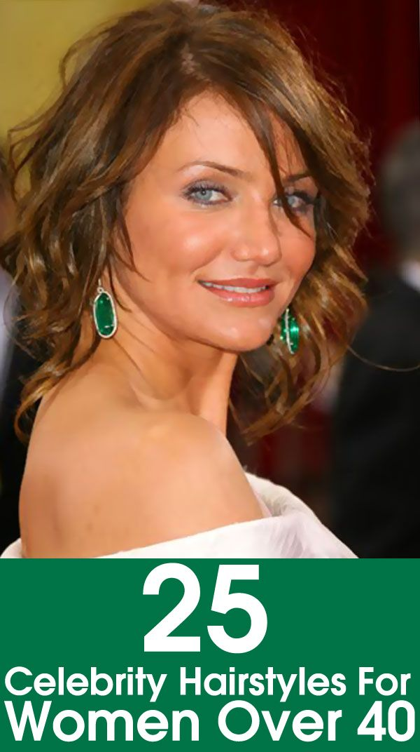 25 Celebrity Hairstyles For Women Over 40 Chic Short Hairstyles