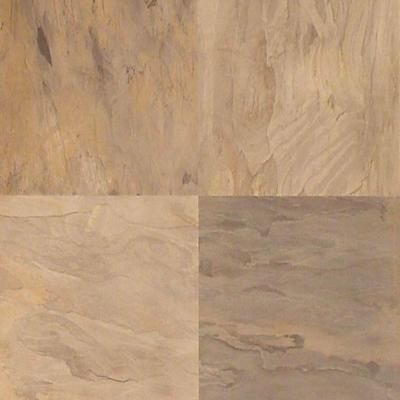 Hampton Bay Mojave Slate 10 Mm Thick X 15 1 2 In Wide X 46 2 5 In Length Click Lock Laminate Flooring 20 02 Sq Ft Laminate Flooring Hampton Bay Flooring