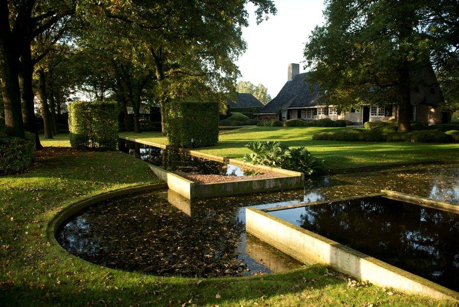ronald van der hilst tuinarchitect / tuin dijkerhoek