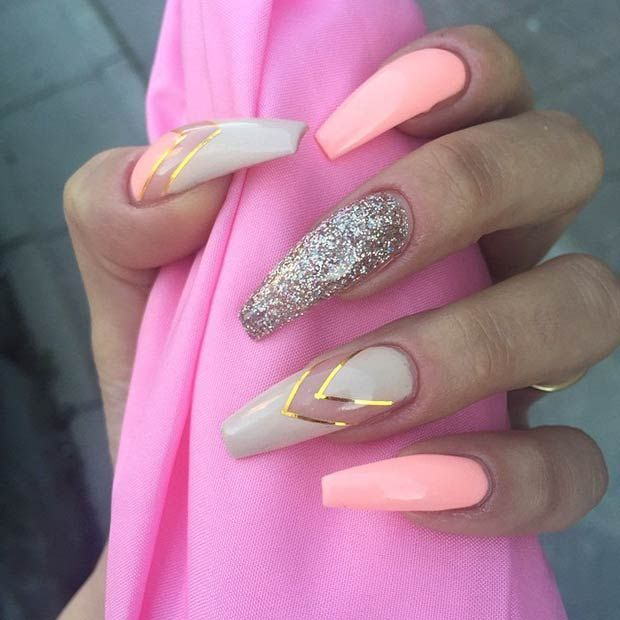 50 Best Nail Art Designs from Instagram | Nail nail, Make up and ...