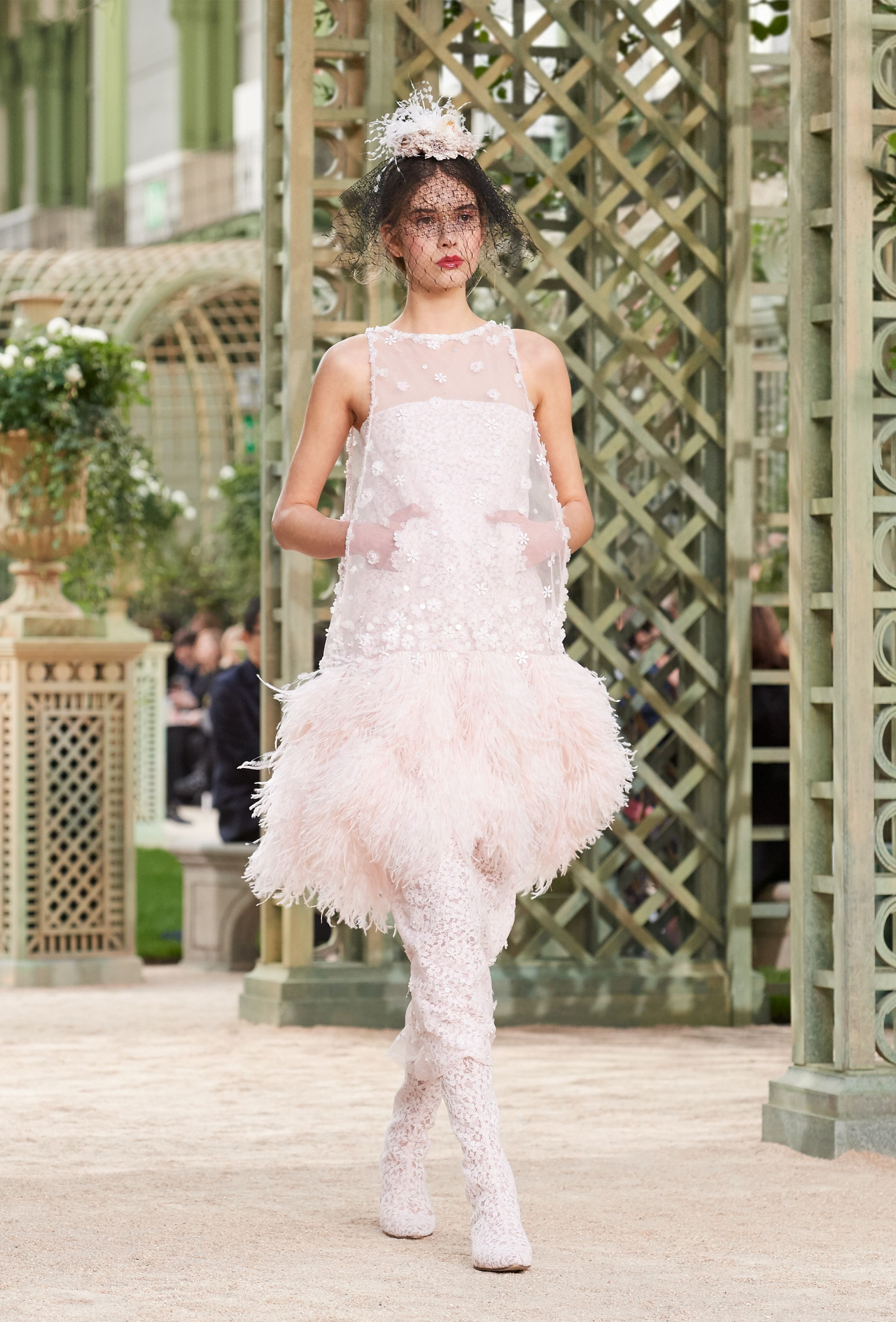 The looks from the springsummer haute couture show on the