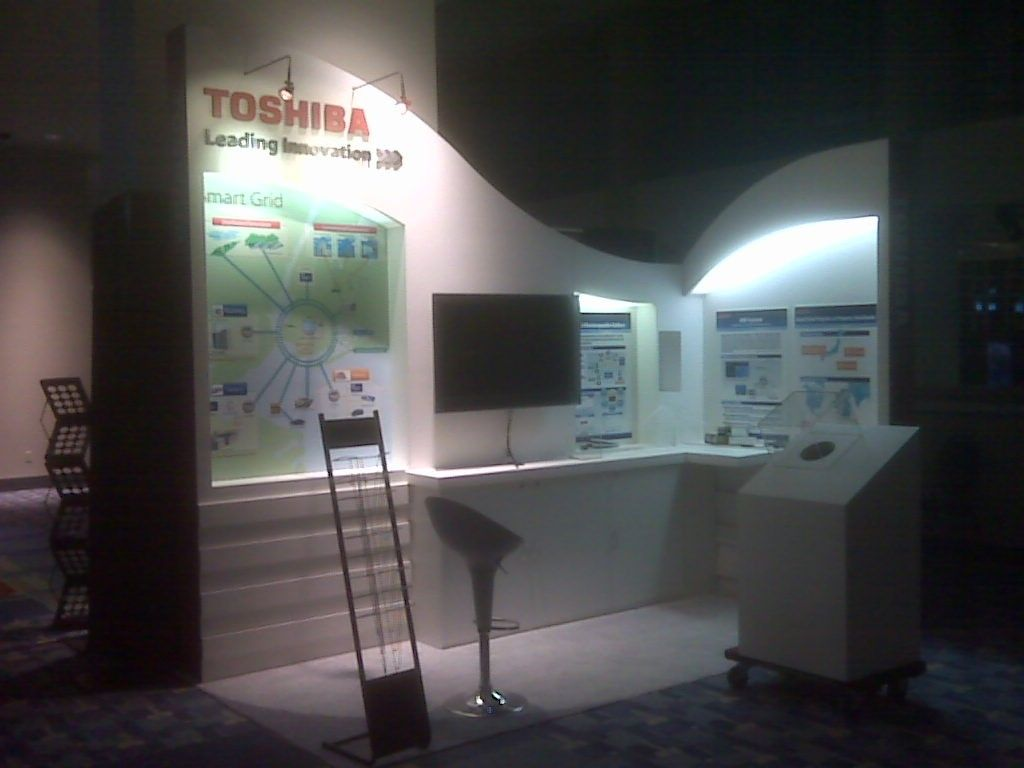 10 x 20 Exhibit 206 Tradeshow booth, Show booth, Trade