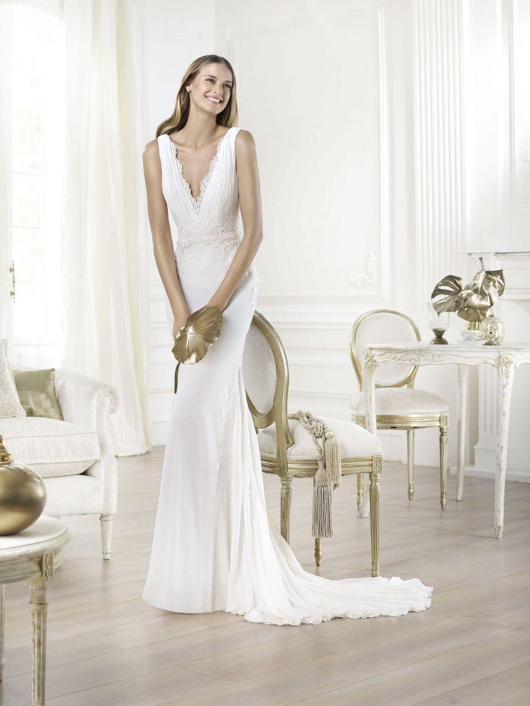 Brautmode Kollektion 2014 | Seide, Spitze, Taft.... | Pinterest