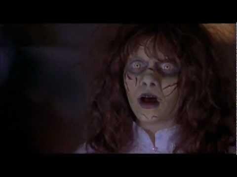 Exorcist Scene Scary Movie 2 Comedy Scary Movie 2 Scary Movies Movies