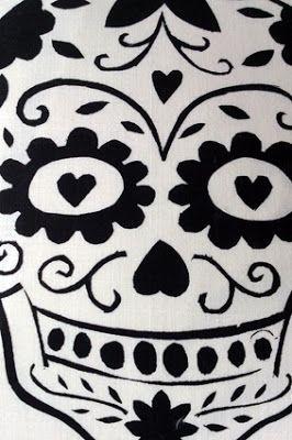 Detail of my cushion design