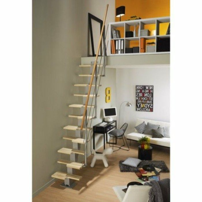 Où Trouver Le Meilleur Escalier Gain De Place Nos