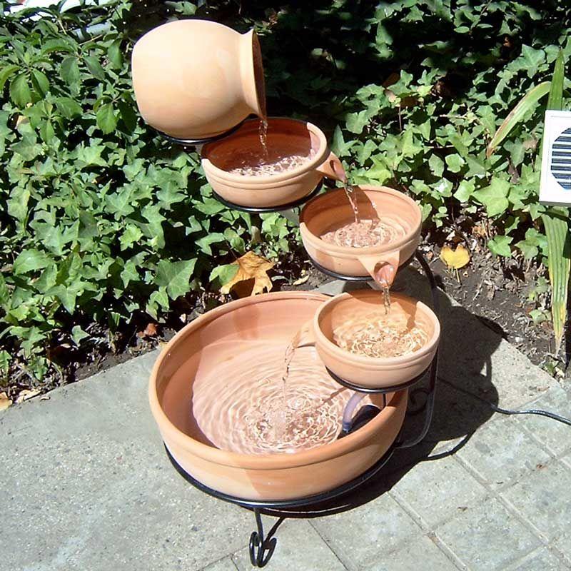 ecoideas y reciclaje fuentes de agua feng shui