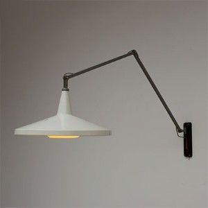 wall mounted swing arm lamp panama lamp model nr 4050 rietfeld lighting pinterest. Black Bedroom Furniture Sets. Home Design Ideas