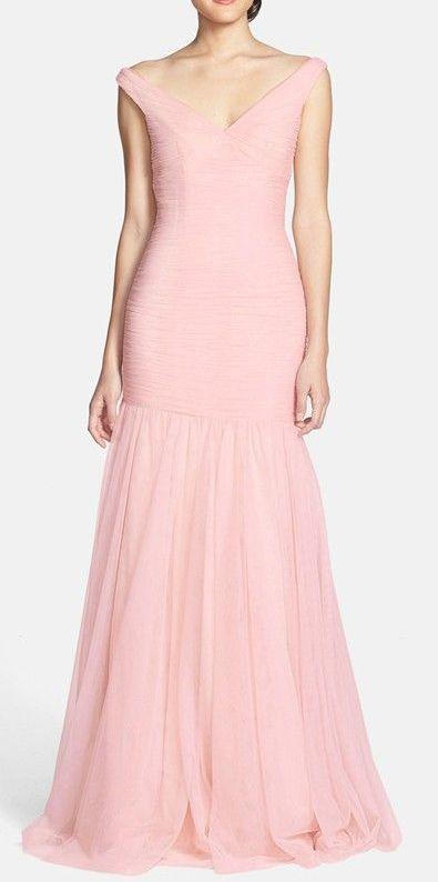 Tulle Trumpet Dress | Vestidos especiales para damas | Pinterest ...