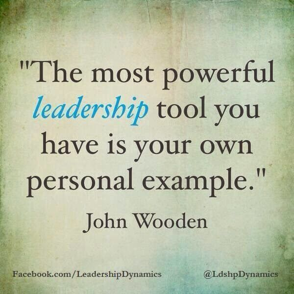 5 Inspiring Leadership Quotes - Motivation Monday #37 {September 15, 2014}