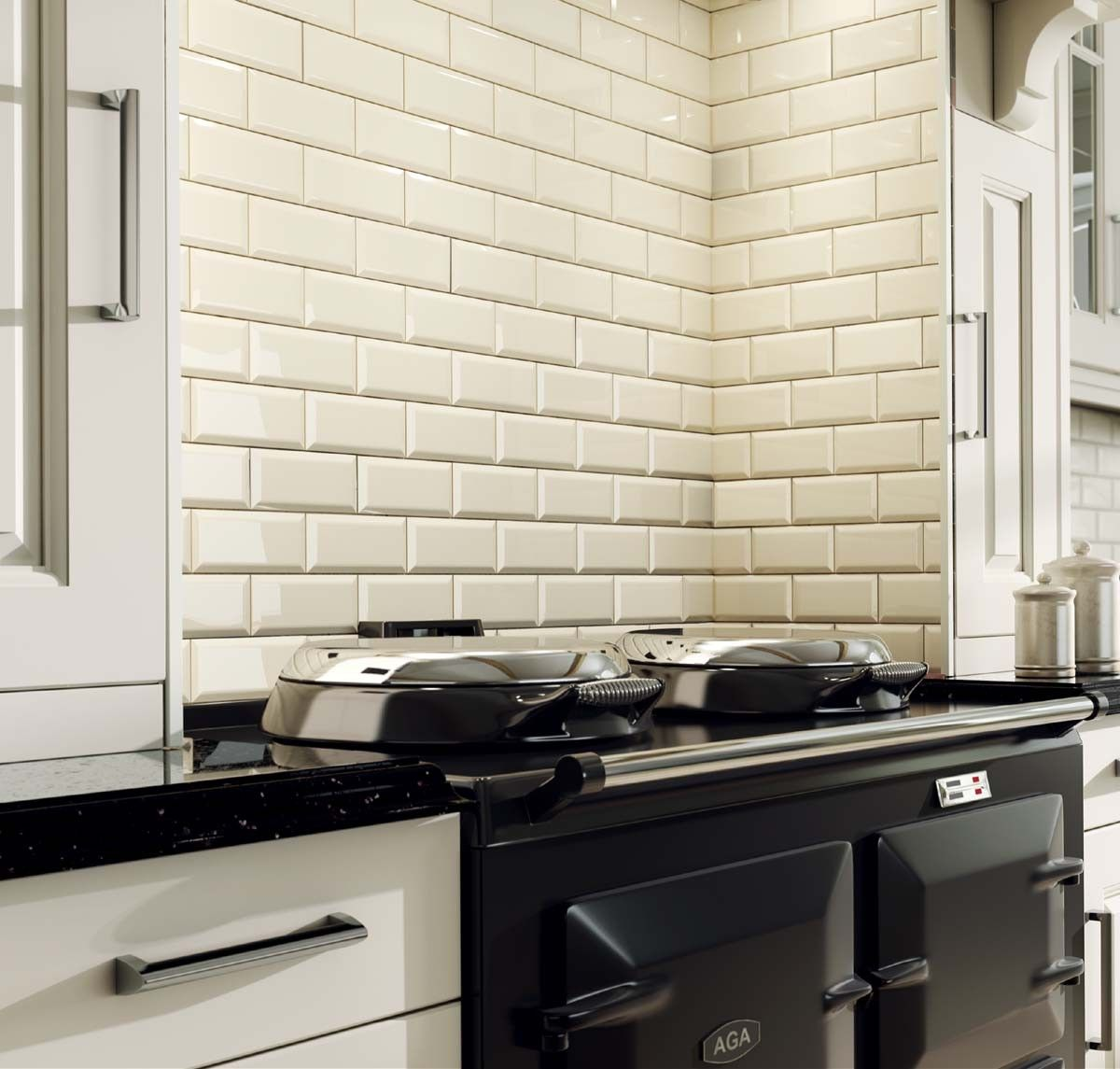 Cream Gloss Kitchen Tile Bisel Crema Brillo Metro Tiles Google Keresacs Home Sweet Home