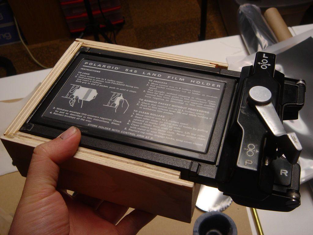 Diy Polaroid Pinhole Camera Google Zoeken Pinhole Photography