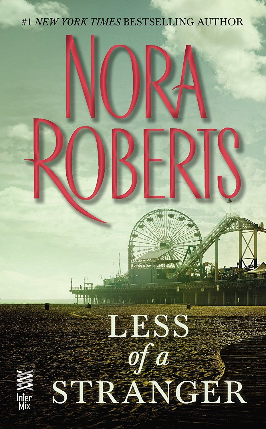 Less of a Stranger Kindle edition by Nora Roberts