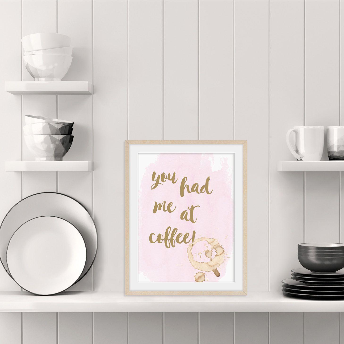 Coffee Poster Trendy home decor, Kmart home, Decor