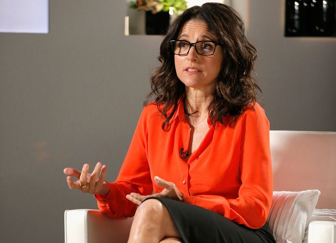 Julia Louis-Dreyfus on Needing to Be an Equal Player in Her Work | Levo League |         careeradvice, creative, gender equality, television, women in television