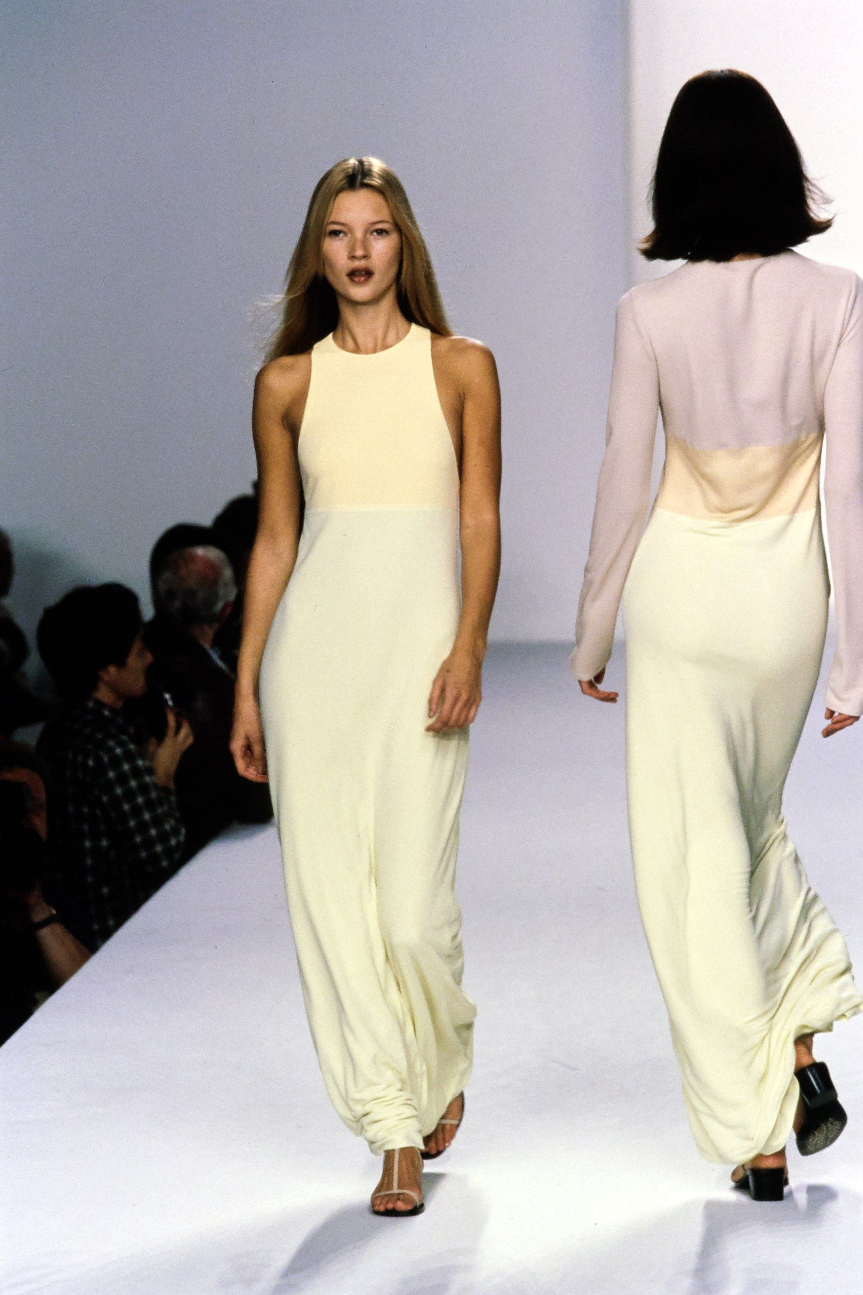 be54fd174c8 See the complete Calvin Klein Spring 1996 collection and 9 more Calvin  Klein shows from the  90s.