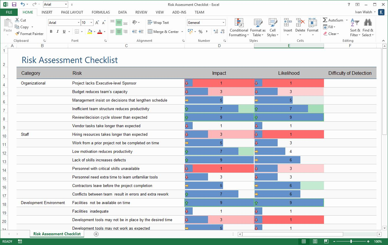 Risk Management Plan Template Doc Best Of Risk Management Plan Template 24 Pg Ms Word Free E Risk Management Project Risk Management Business Plan Template Project risk management plan template