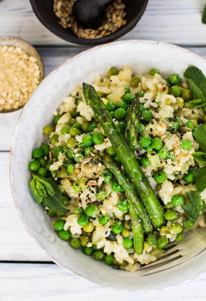 Vegan Recipes Asparagus
