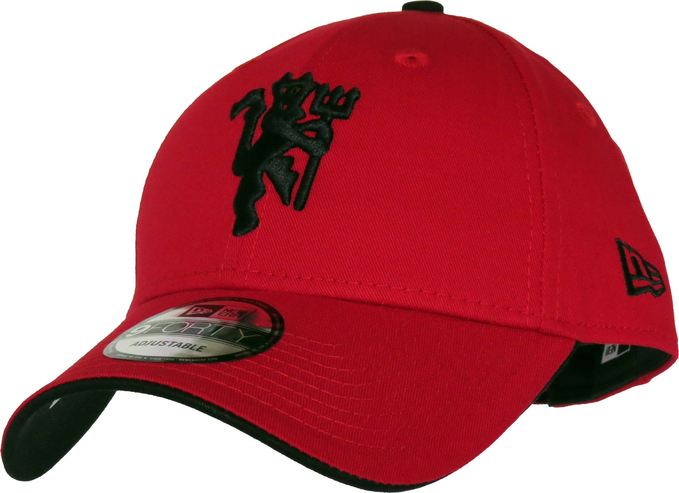 New Era 940 Manchester United Ajustable Cap Red b9262ca59e0
