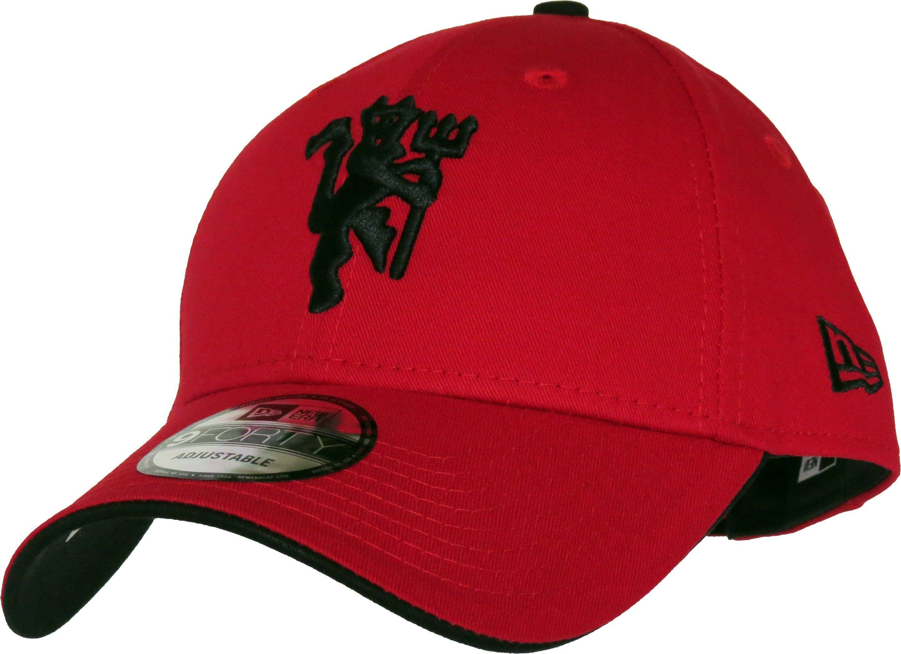 New Era 940 Manchester United Ajustable Cap Red 9971e25cc35