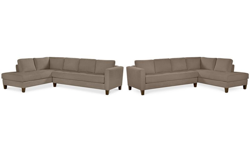 Groovy Rylee Fabric 2 Piece Sectional Sofa Created For Macys Creativecarmelina Interior Chair Design Creativecarmelinacom