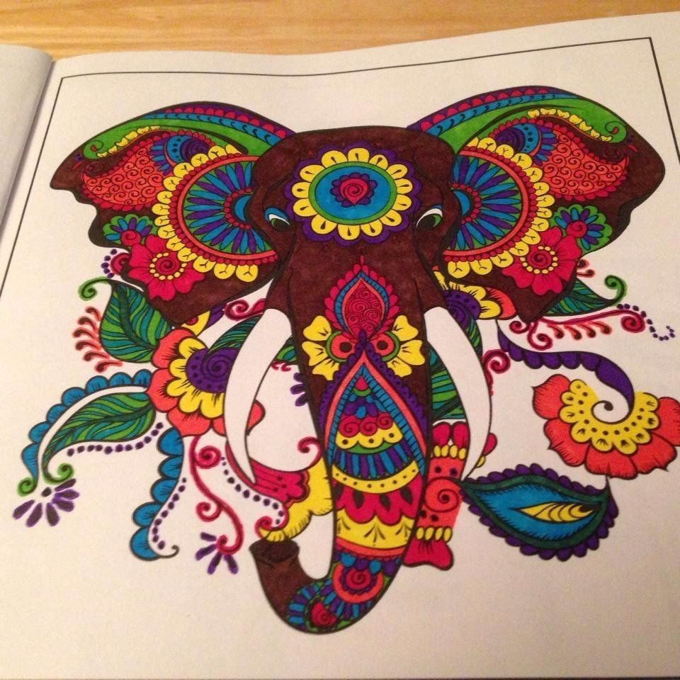 Amazon.com: Adult Coloring Books: A Coloring Book for Adults ...
