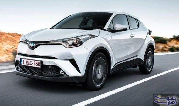 تويوتا سي إتش آر C Hr تتجاوز نيسان على الرغم من أن سيارة تويوتا سي إتش آر C Hr الجديدة لم تنطلق في الأسواق بعد بشكل رسمي إلا Toyota C Hr Toyota