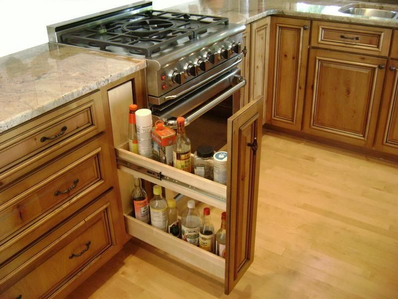 Kitchen Cabinet Storage Solutions Calgary