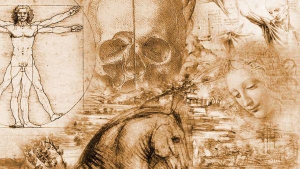 Vitruvian Man Leonardo Da Vinci Anatomy | Embryology | Pinterest ...