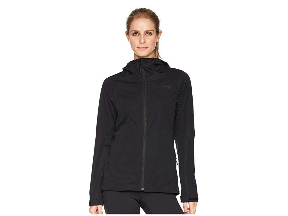 b2df4be702a9 The North Face Allproof Stretch Jacket (TNF Black) Women s Coat. The North  Face