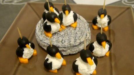 Pingouins apéro