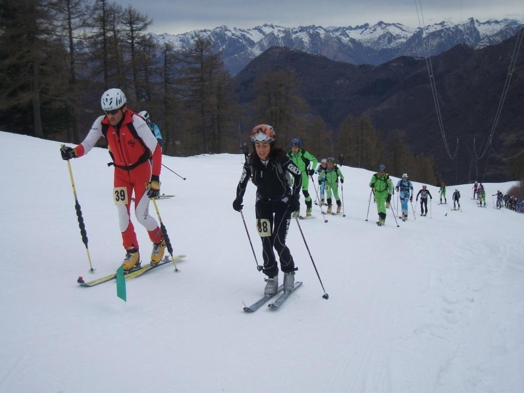 Gara Sci-alpinistica Pizzo Tre Signori