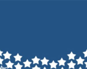 Free Stars Design Powerpoint Template Background With Star
