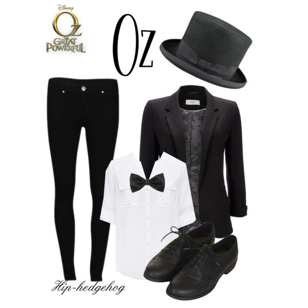 Disney Oz the Great and Powerful outfit by Hip-hedgehog (: