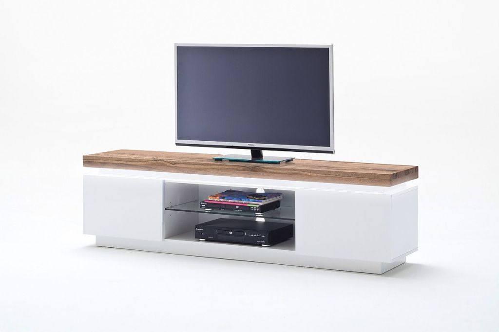 Tv möbel holz weiß  TV-Lowboard ROMINA | Home sweet Home | Pinterest | Tv lowboard ...