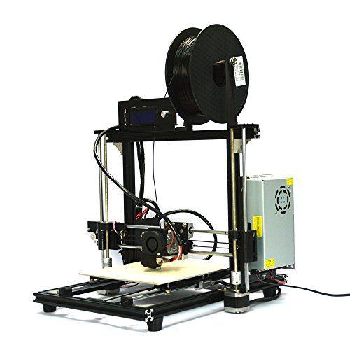 HICTOP Desktop 3DP-11 3D Printer [New Version] DIY 3D