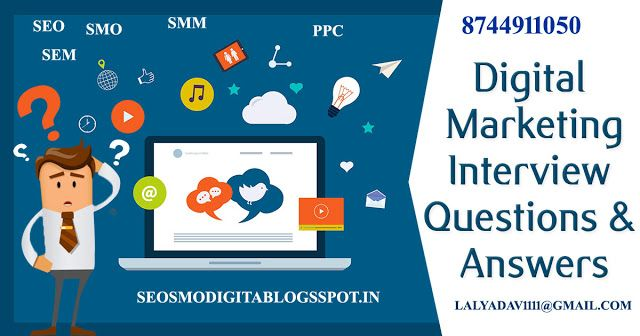 Professional SEO, SMO, SEM, SMM, PPC, Mobile Marketing Services - case manager interview questions
