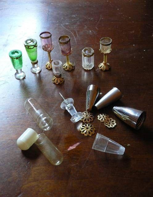 Melindas Miniaturen und Hexenstube (Alles rund um Miniaturen und Puppenstuben 1:12) #dollfurniture