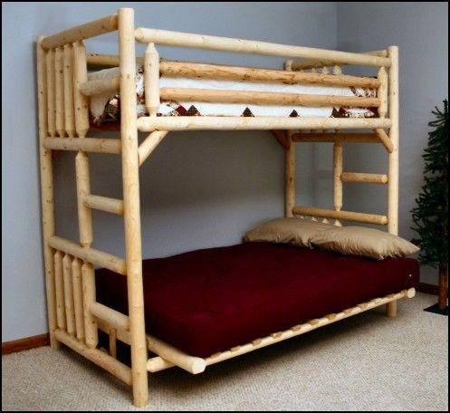 cheap futon bunk beds with mattress hausgemachte etagenbettenfuton etagenbettetagenbett plnehochbettenmbelkatalogholzblockmbelrestaurierte - Hausgemachte Etagenbetten Fr Mdchen