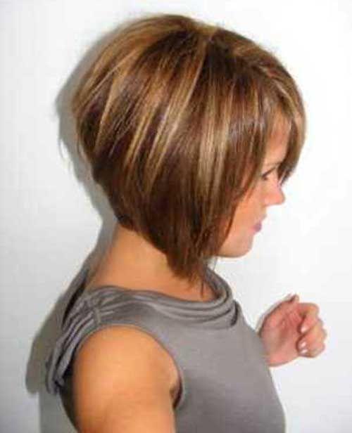 15 Pics Of Bob Haircuts Bob Hairstyles 2015 Short Hairstyles For Women Bob Hairstyles Short Hair Styles Layered Bob Hairstyles