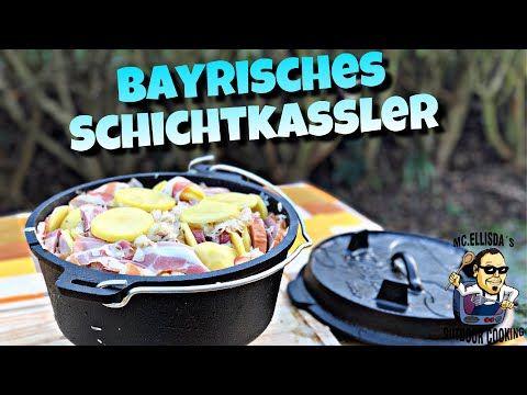 #138 - Bayrisches Schichtkassler aus dem Dutch Oven