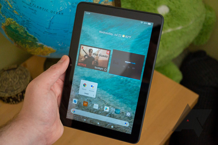 How To Make Your Amazon Fire Tablet Feel More Like Stock Android In 2020 Amazon Fire Tablet Tablet Fire Tablet