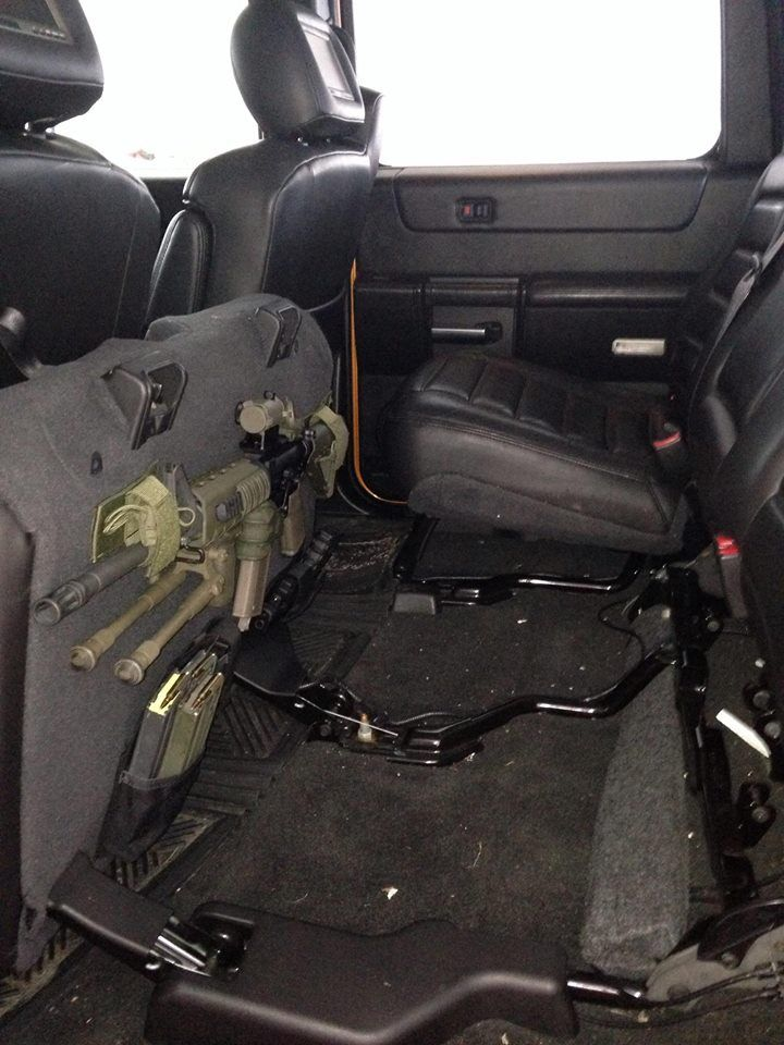 back seat taticle pinterest guns weapons and survival