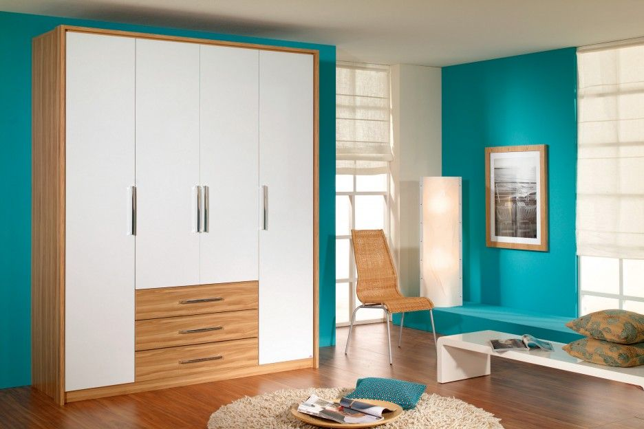 Color Combination creative color combination of kids wardrobes with white and brown