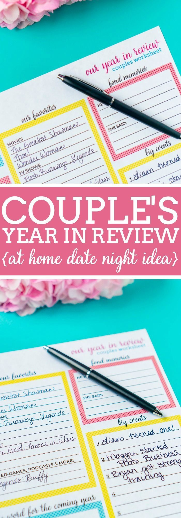 A couples year in review do it yourself today pinterest a couples year in review do it yourself today pinterest marriage goals journal and diys solutioingenieria Choice Image
