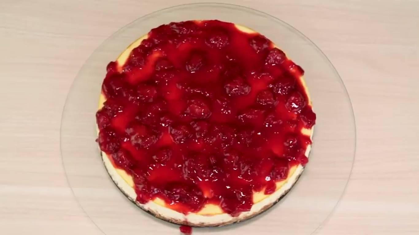 Aprenda a fazer esse delicioso cheesecake.