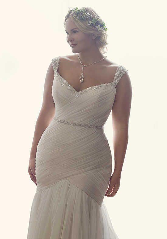 Casablanca Bridal Wedding Dress Tulle Lace Plus Wedding Dresses Wedding Dresses Plus Size