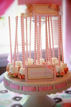 Girl Baby Shower Ideas | … Baby Sprinkle party ideas and elements from this lovely shower are | best stuff