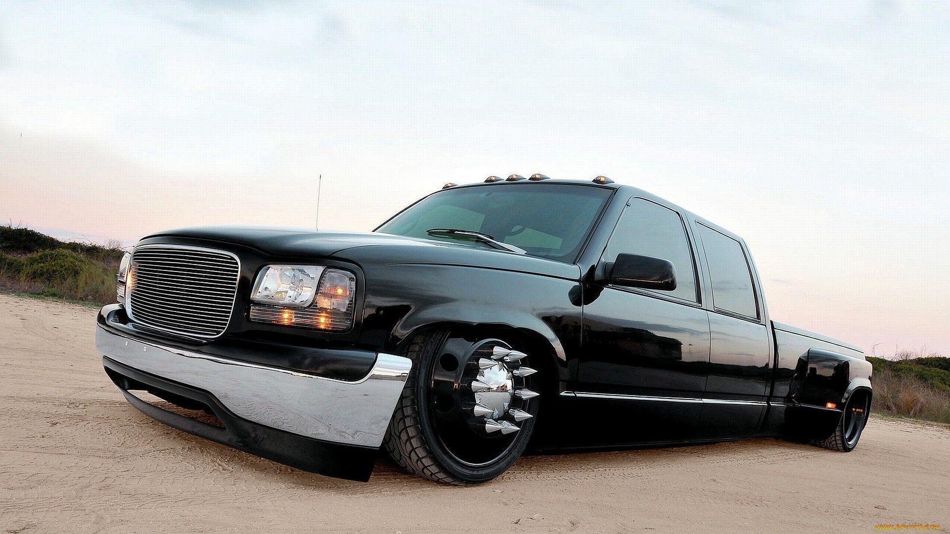 Finest Lowrider Custom Tuning Pickup Truck Wallpaper X With Chevy Trucks