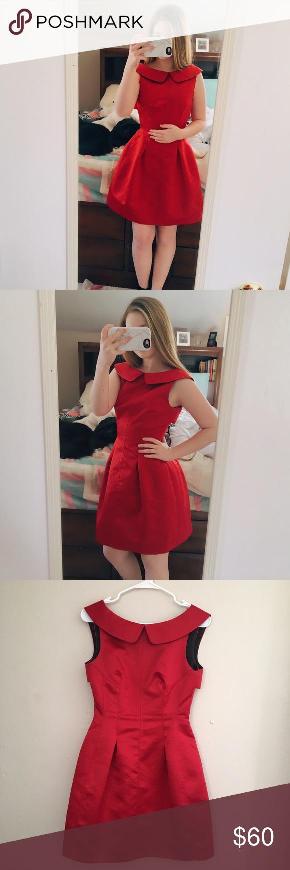 Sale zara red dress fancy and elegant red cocktail dress from zara